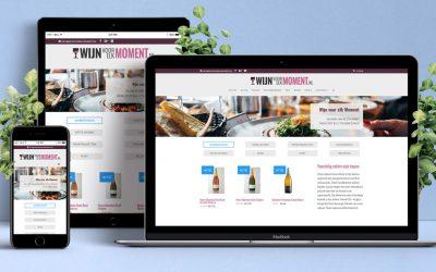 Webshop online wijn kopen